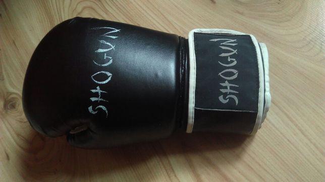 Rękawice bokserskie.
