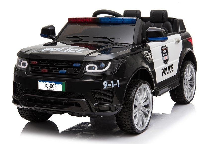 Samochód Policyjny na akumulator dla dzieci Koła Eva+ Skóra Nowość! Jaworzno - image 1