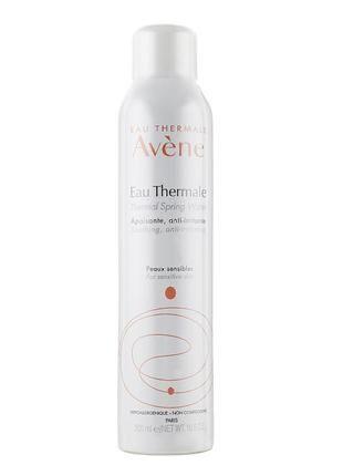 Термальная вода Avene авен 300 ml