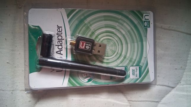 USB Wi-Fi адаптер новый