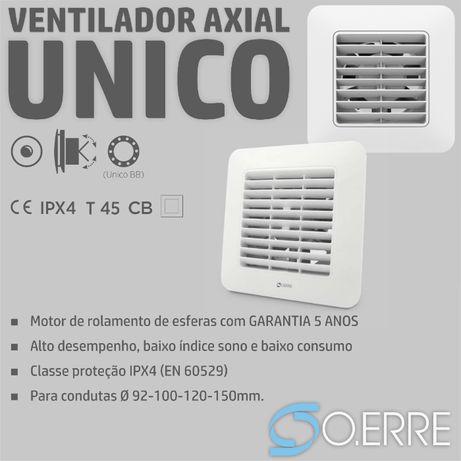 Ventilador axial 95m3