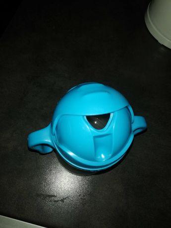 Bbox niebieski bidon bez slomki