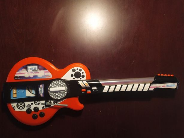 Gitara elektryczna Simba mp3 Okazja tanio