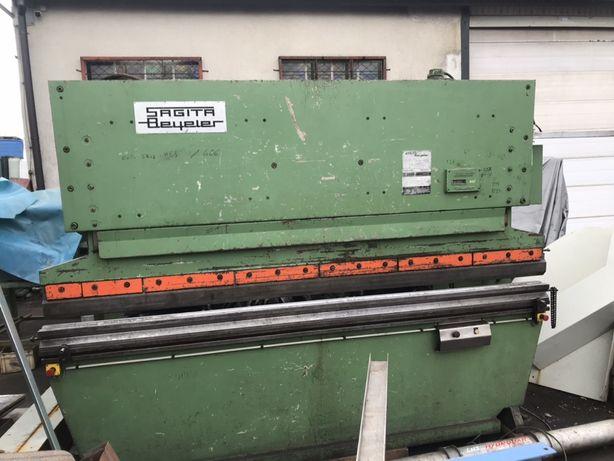 Prasa krawędziowa 3100mmx110 ton
