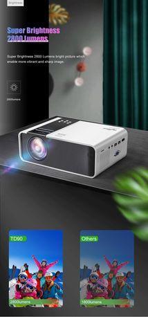 Rzutnik projektor led HD Thundeal TD90KA