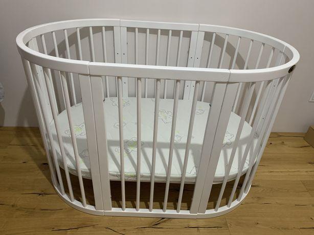 Ліжечко / кроватка - трансформер INGVART SMART BED 9-в-1