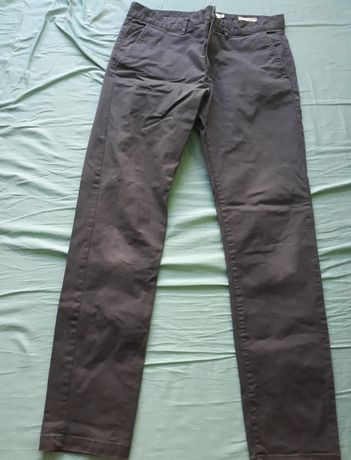 Sprzedam szare spodnie męskie H&M Białystok