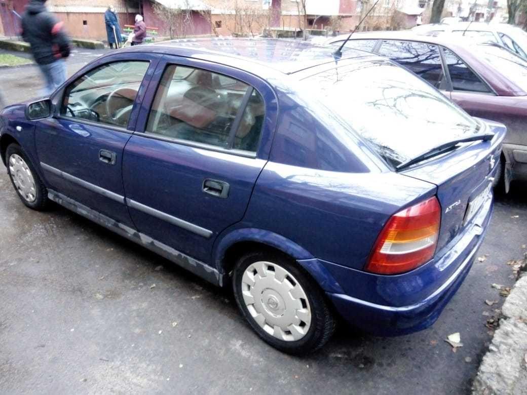 Продам Opel Astra G, 2003 року. Машина у чудовому стані   !ТОРГ!