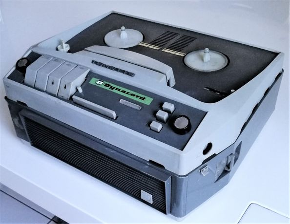 Magnetofon szpulowy TONETTE (1972 rok)