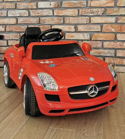 Auto na akumulator - Mercedes SLS