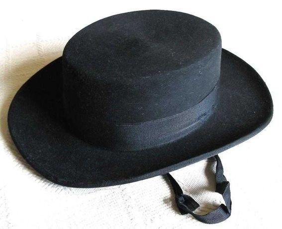 Chapéu tipo ribatejano Marilio