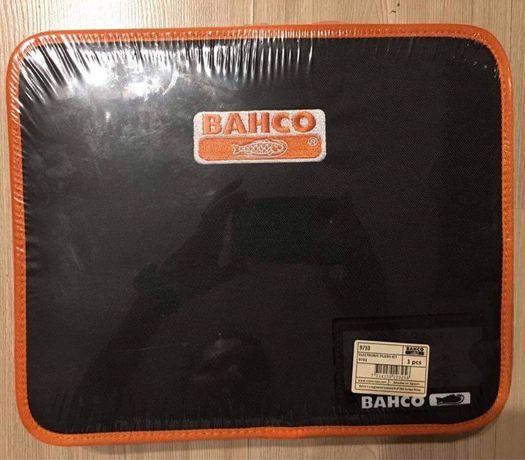 BAHCO 9733 ERGO Nowy Zestaw szczypiec precyzyjnych dla elektryków