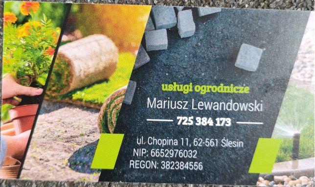 Usługi ogrodnicze - pielęgnacja i zakładanie ogrodów