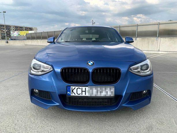 BMW 118d xDrive M Pakiet Xenon Nawigacja Alcantara Raty Zamiana