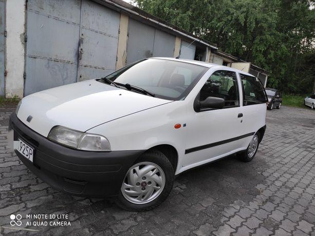 Fiat Punto 1.1 Ładne ZERO rdzy długie opłaty