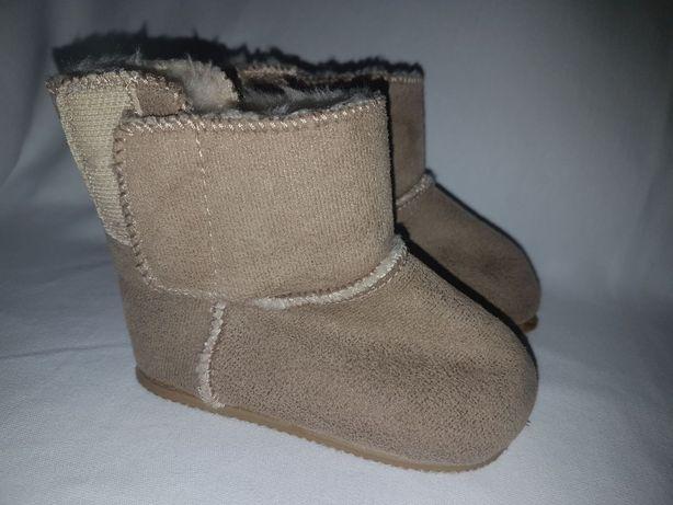 Зимові чобітки малечі