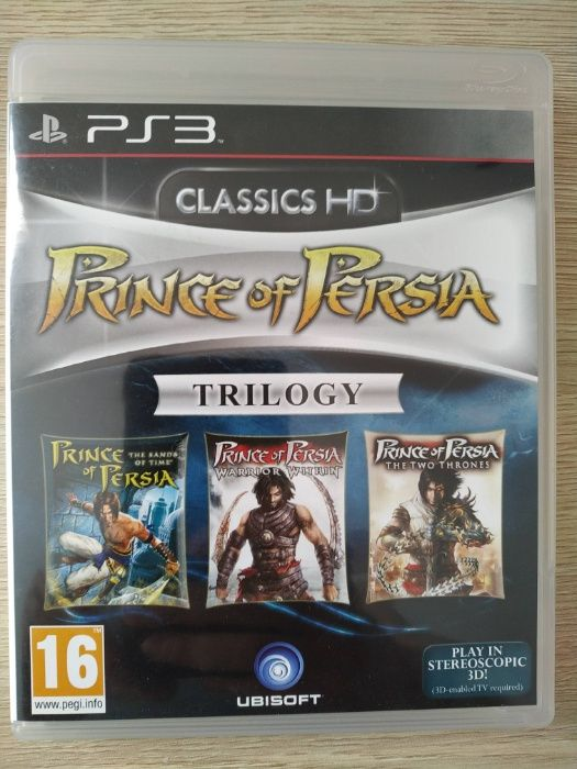 [PS3] Prince of Persia Trilogy HD Collection Wrocław - image 1