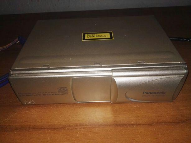 Zmieniarka Panasonic