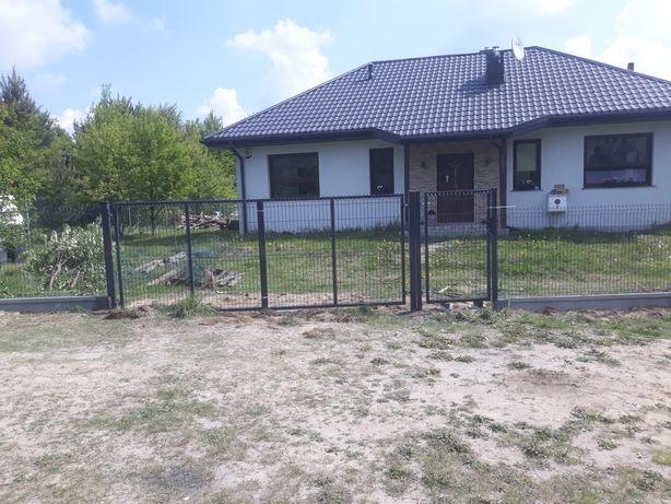 Ogrodzenia panelowe montaz ogrodzen panelowych betonowych