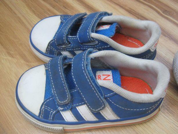 Buciki Adidas Neo r. 21