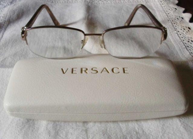 Armação óculos Versace