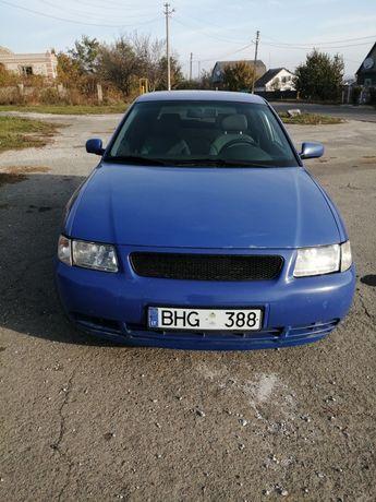 Audi a3 8l бляха