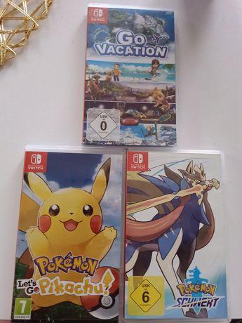 Sprzedam gry na Nintendo switch ceny w opisie