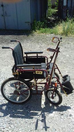Инвалидная коляска дккс 4-02-54