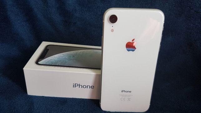 Iphone Xr biały 64gb w idealnym stanie