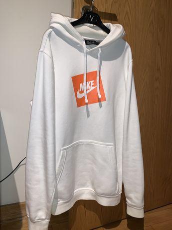 Sweatshirt da NIKE branca