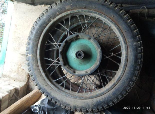 колеса мотоцикла иж-56, планета