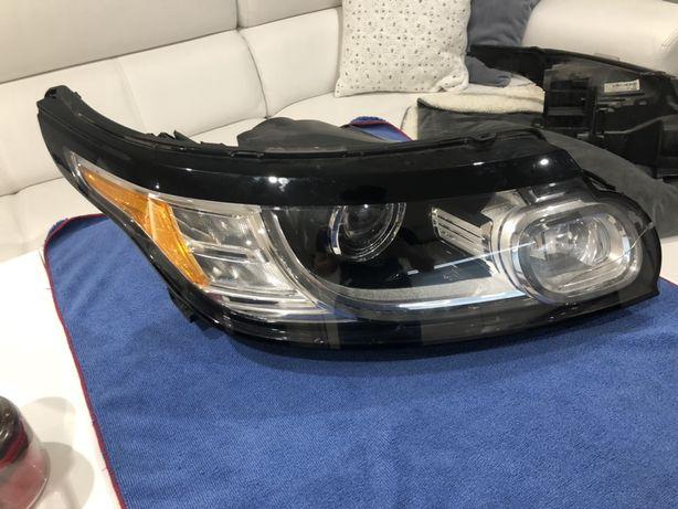 Lampy range rover l494 prawa lewa USA