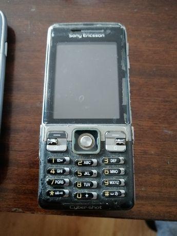 Sony Ericsson C 702