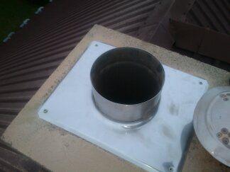 frezowanie uszczelnienie remont komina / kominów