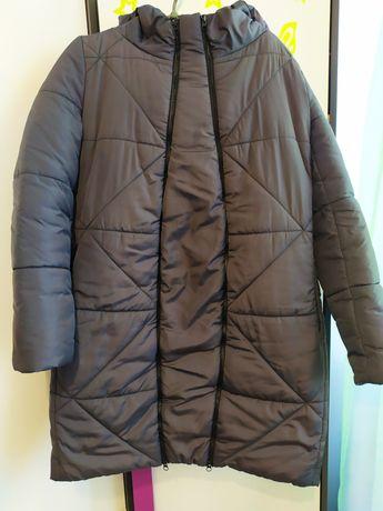 Продам очень крутое зимнее куртку-пальто для беременных