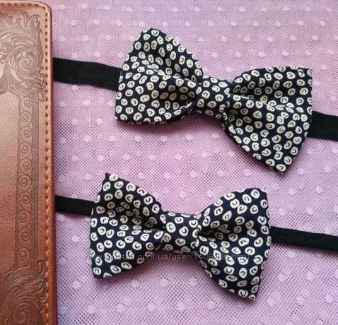 Набор бабочек папа-сын family look галстук-бабочка метелик