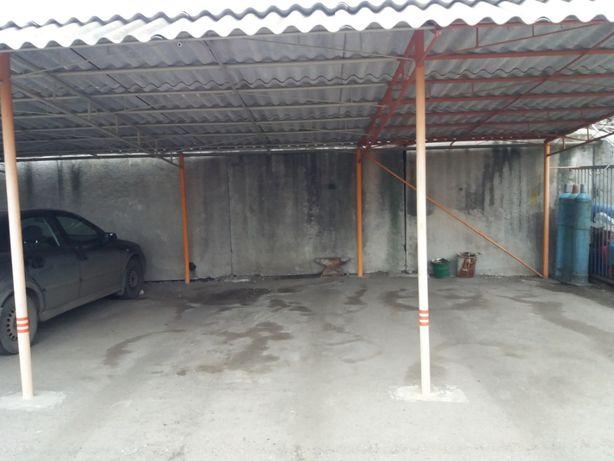 Закрытая охраняемая парковка для легковых и грузовых авто. ЦЕНТР
