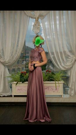 Продам платье дорогое кружево