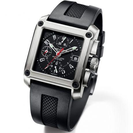 Zegarek Automatyczny Baume & Mercier Hampton Chronograf XXL 48mm / 37m