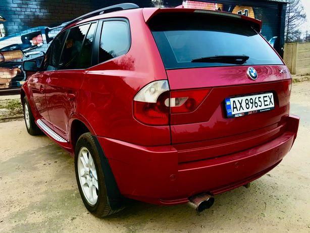 куплен в салоне новым  BMW X3 не крашен продам или  обмен на бусик