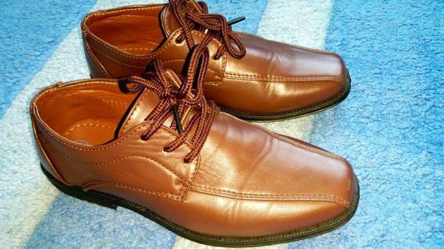 Обалденные стильные туфли 33р