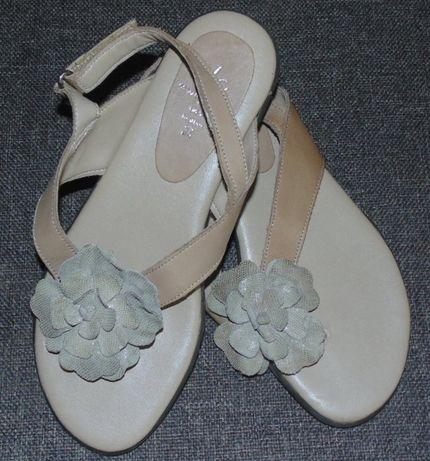 Вьетнамки босоножки сандали TLC размер 38 стелька 25см Оригинал
