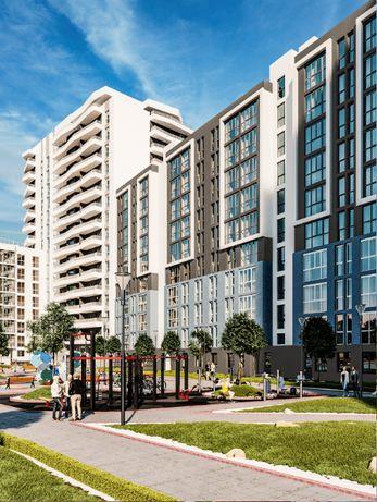 Знижки до 10%! 2к квартира 64,61 кв. м у ЖК Washington City