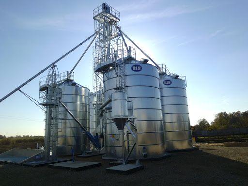 silosy paszowe i zbożowe BIN NOWE SZYBKA DOSTAWA od 3 ton do 31 ton