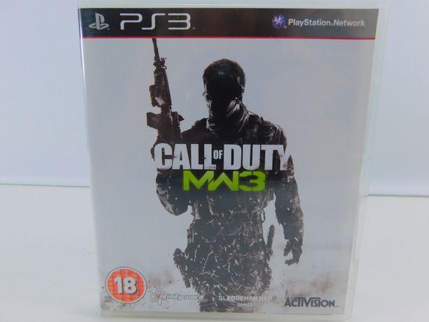 Gra PS3 CALL OF DUTY MODERN WARFARE 3 MW3 wersja pudełkowa