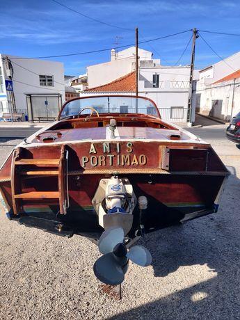 Barco Clássico para Restauro
