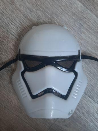 Шлем штурмовика-клона, звездные войны, 21 см