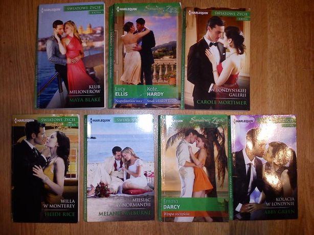 Światowe życie (extra; duo) Intryga i miłość Orchidea Kiss 26 książek