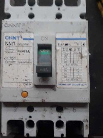 Автоматический выключатель 380 в 63 А