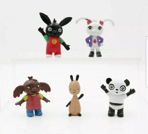 Conjunto 5 pcs Bing Bunny Sula (Portes Incluídos)